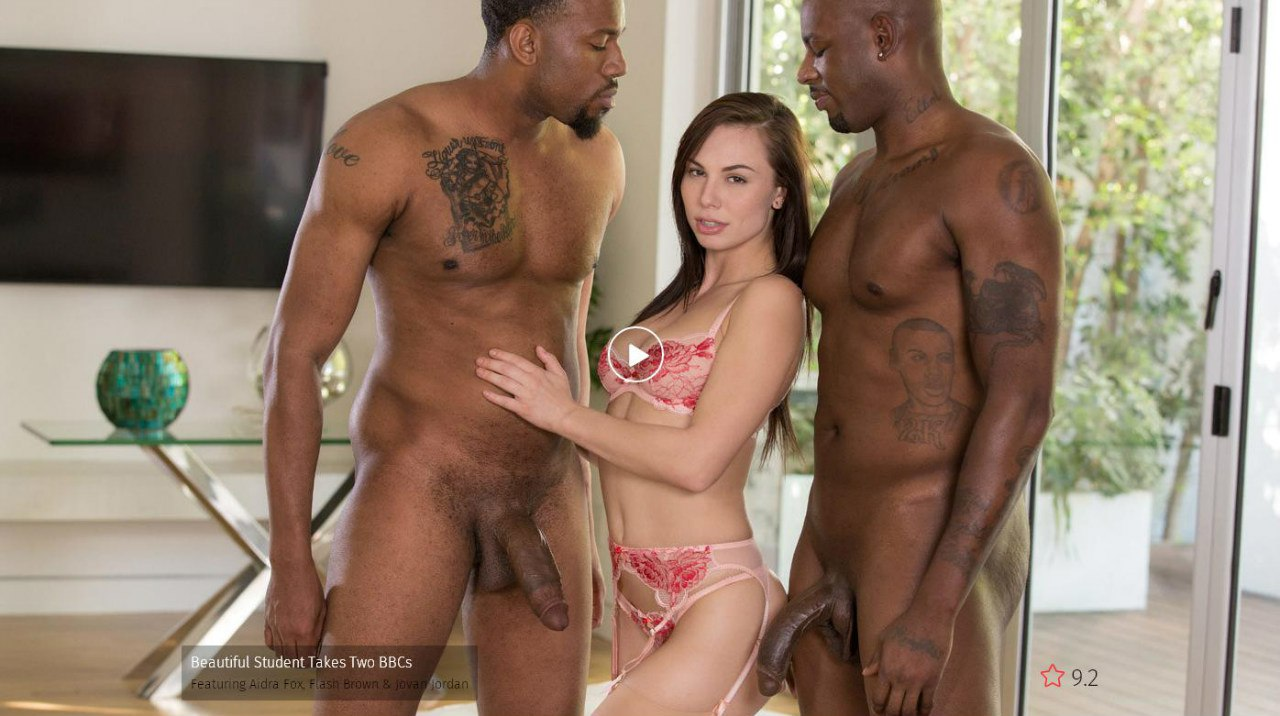 BLACKED – Aidra Fox