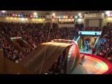 Мото трюки в Киевском цирке