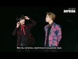 Шайни Ворлд III в Сеуле - Общение с фанатами ч.1 (русс.саб)