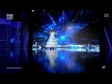 Lucia Badut Romanii au talent
