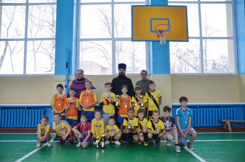 В станице Зеленчукской прошел турнир по мини-футболу