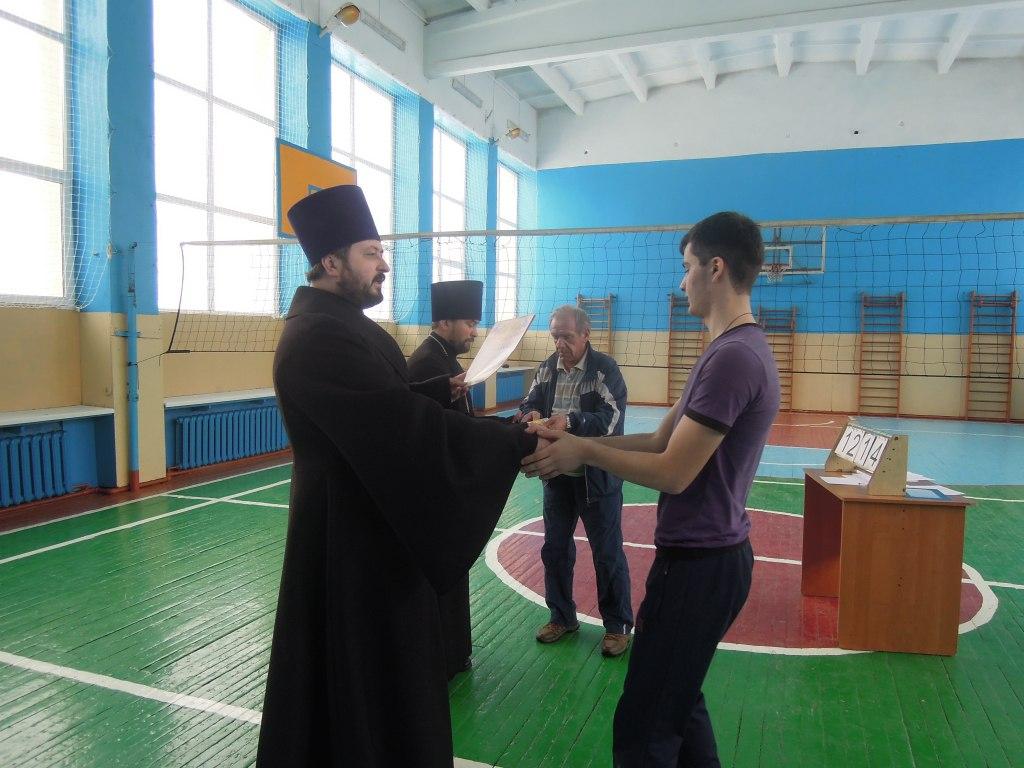 В станице Зеленчукской прошел турнир по волейболу
