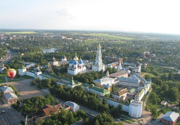 Сергиевская панорама