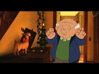 Рождественский мультик 8 безумных ночей (2002)
