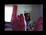 Toes wiggle Challenge - YouTube3