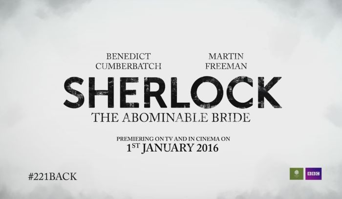 Новый трейлер рождественской серии «Шерлока» (ВИДЕО)