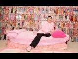Коллекция Барби, принадлежащая Stanley Colorite из США