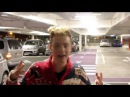 Jedward | MTV Pimp My Ride | Edward Grimes | Dublin Airport 211115