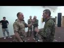 Сергей Колюшенко - Казачья боевая традиция_работа локтями_11.2013