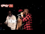KANYE WEST, NAS, MOS DEF, DELA SOUL, WILL I AM, DAMON ALBARN AFTER PARTY FREESTYLE