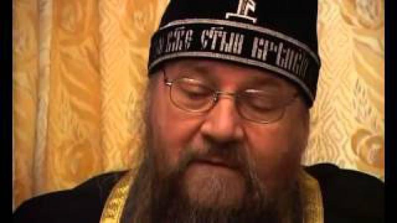 Фильм Отец Власий   Прозорливый старец