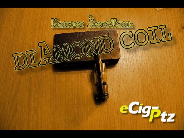 Diamond coil kanger Aerotank