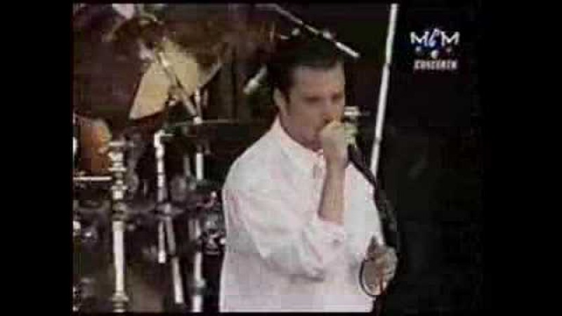 Faith No More - Ashes To Ashes Just A Man (Phoenix '97)