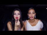 Макияж на вечеринку от Кендалл и Джоан | Estée Lauder (2016)