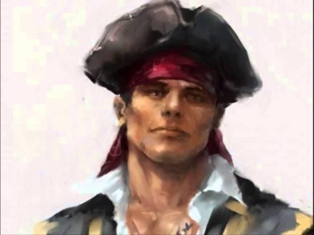 Окуджава - Пиратская песня(Филатов)