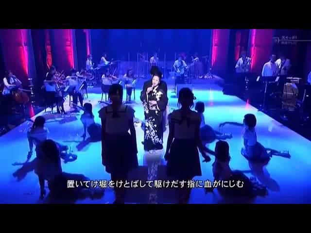 MUSIC FAIR 徳永英明 一青窈 EXILE SHOKICHI DIRTY LOOPS 14 10 18 part 1