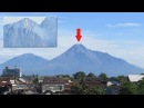 Super zoom Test Canon Powershot SX50 SH Volcano Mountain