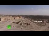 С высоты птичьего полета: освобожденная от боевиков ИГ Пальмира