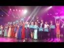 Минута славы на сцене награждение новых директоров Орифлэйм 2015
