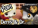 Derpy's Blast to the Past - Funko Pop! Derpy & Dr Hooves My Little Pony Toy Review/Parody/Spoof