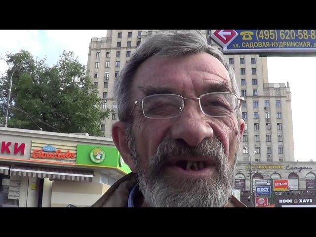 Говоров ВИ о Руских БОГАХ , интервью у метро для Globalwave - Глобальная Волна