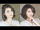 Как Накрутить Волосы Утюжком / Голливудские Локоны