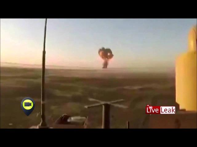 Mreporter: Видео ударной волны от взрыва выложили в сеть американские военные
