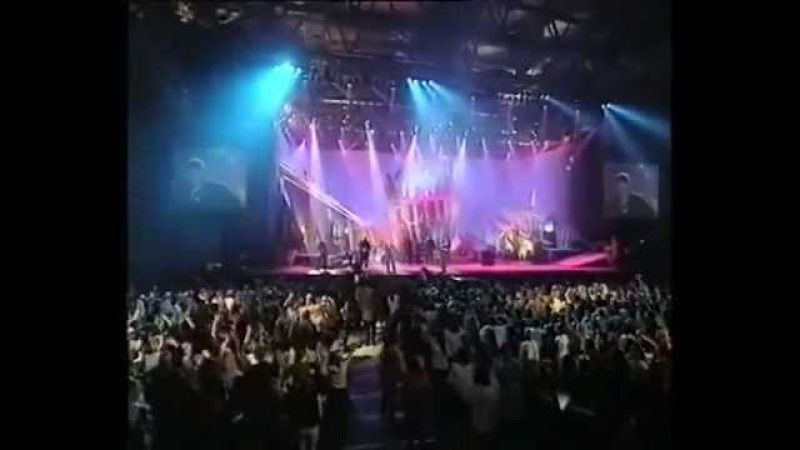 E-17 Each time live at Smash Hits Poll Winners Party 1998 - YouTube