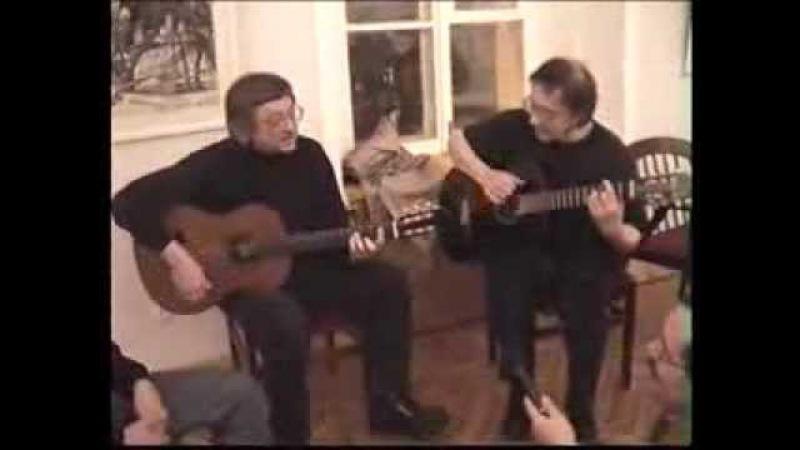 Сергей Чесноков, Вктор Луферов, Владимир Бережков, Александр Мирзаян 19.12.1998