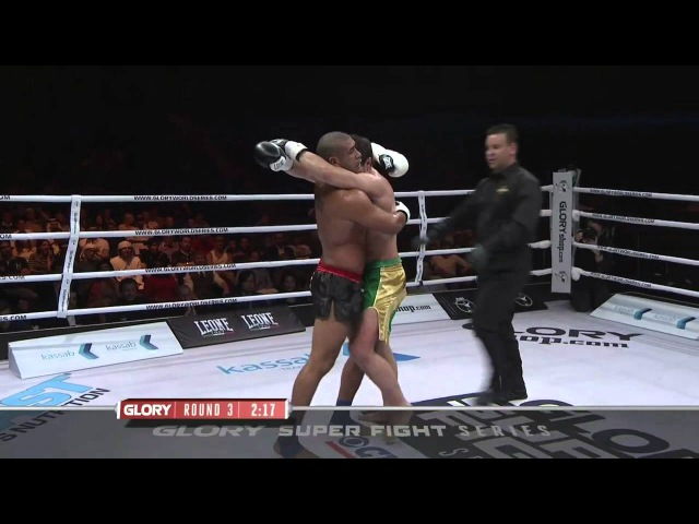 GLORY 20 SuperFight Series Saulo Cavalari vs Artem Vakhitov (Full Video)