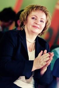 Людмила Путина (Шкребнева)