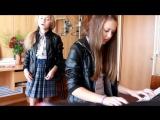 Саша Капустина и Лиза Петрова d Танец старинный