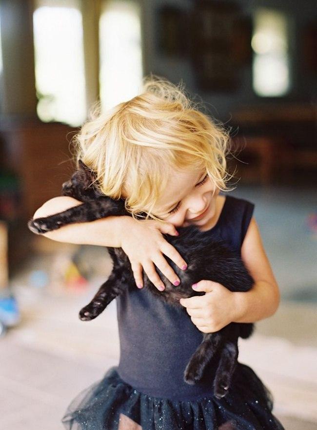rotdEfXlHYQ - 25 причин, почему детям нужны домашние животные