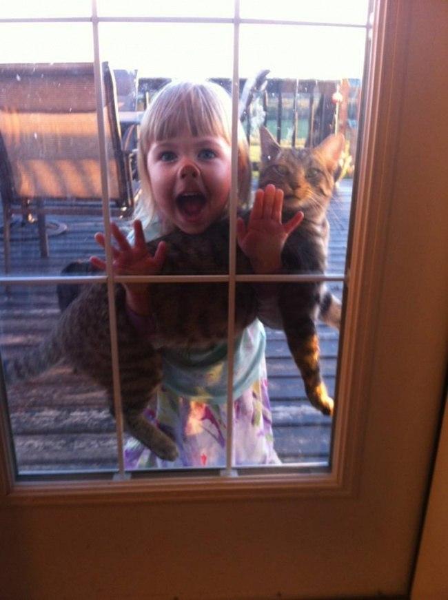 0Th56Xus4dI - 25 причин, почему детям нужны домашние животные
