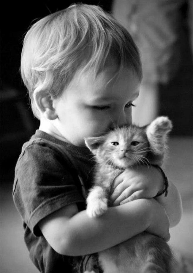 XA8Zi6o70KY - 25 причин, почему детям нужны домашние животные