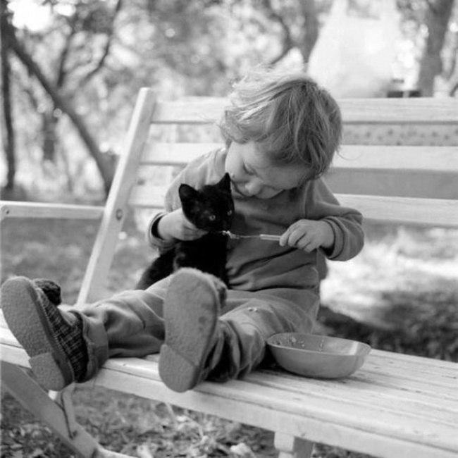 oPVqDcH Ixo - 25 причин, почему детям нужны домашние животные