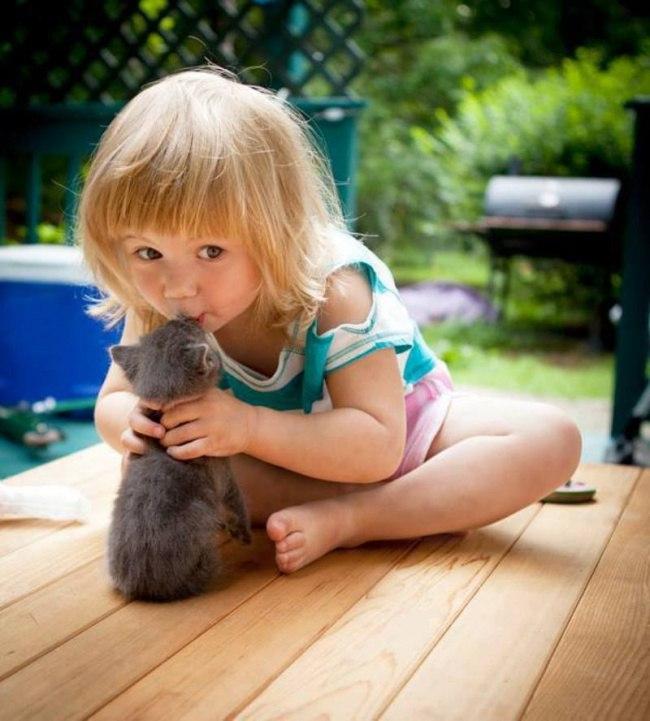 cinE WXl3ro - 25 причин, почему детям нужны домашние животные