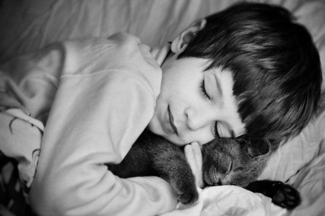 uEGakh5Z YM - 25 причин, почему детям нужны домашние животные