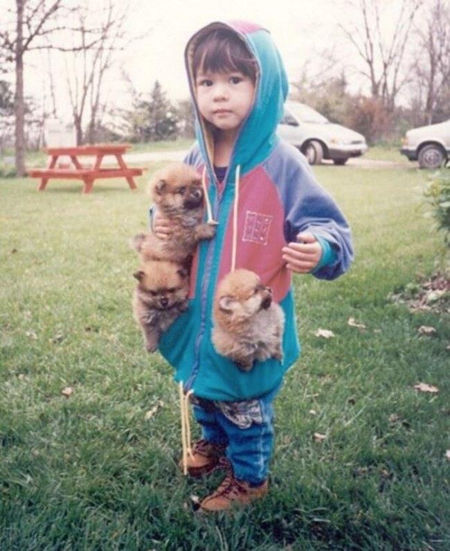 v4 sylhVpvk - 25 причин, почему детям нужны домашние животные