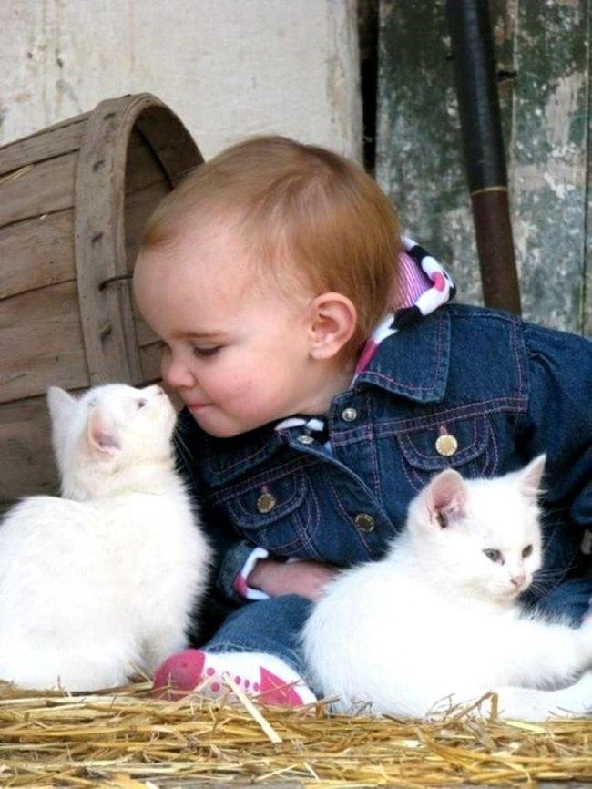 S3srnWTmj6M - 25 причин, почему детям нужны домашние животные