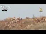 Сирия,снайпер боевиков