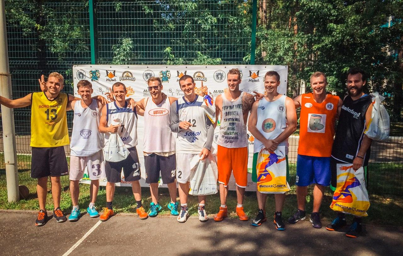 Стритбольная лига в Краснодаре