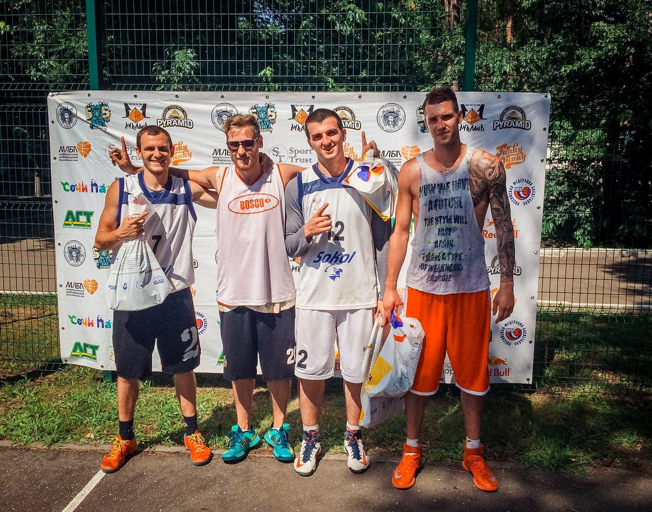Команда Сокол стритбол Краснодар
