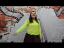 Кунакбаева Яна - Veo Veo ( cover Martina Stoessel, Candelaria Molfese and Lodovica Comello  from Violetta)