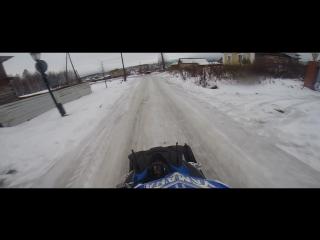 - Опа мусора (Snowmobile)