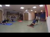 Класс Хатха-йоги для начинающих Анастасии Ишмаковой в YogaRoom на Жуковского, 39 (Санкт-Петербург)