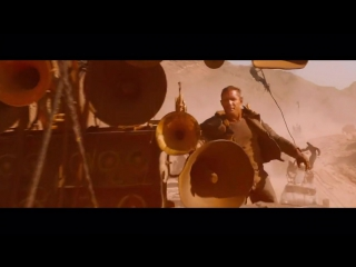 Mad max - fury road in fast-motion (2015)