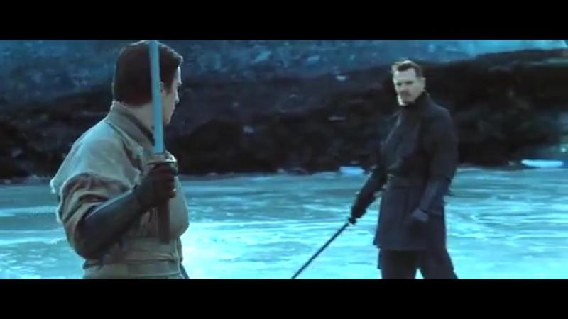 Тёмный рыцаря - Сила воли -