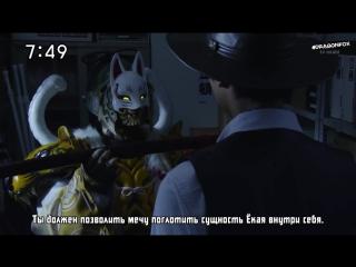 [dragonfox] Shuriken Sentai Ninninger - 35 (RUSUB)