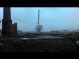 Вытяжная башня РЦ. 110м.